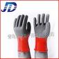 新品厂家批发工业手套柔软耐油耐酸碱防化手套劳动防护防滑发泡